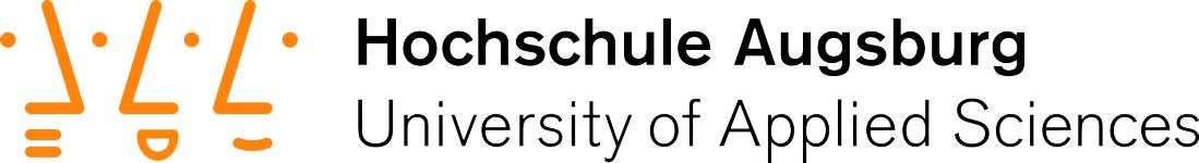 Logo of Moodle der Hochschule Augsburg